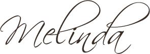 Signature of Melinda
